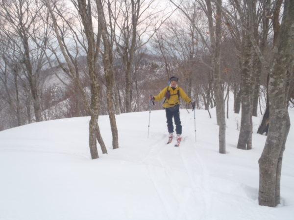 百里ヶ岳スキー