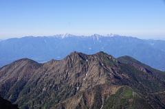 富士山や南アルプスから北アルプスまで大展望♪