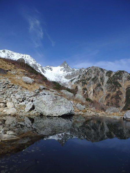 北アルプス・氷河公園散策